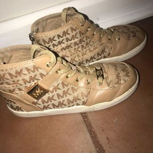 Kids Michael Kors high tops